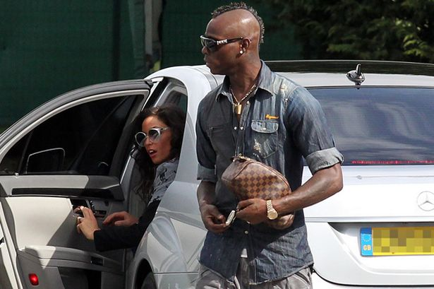 Mario Balotelli says pregnant ex should take paternity test
