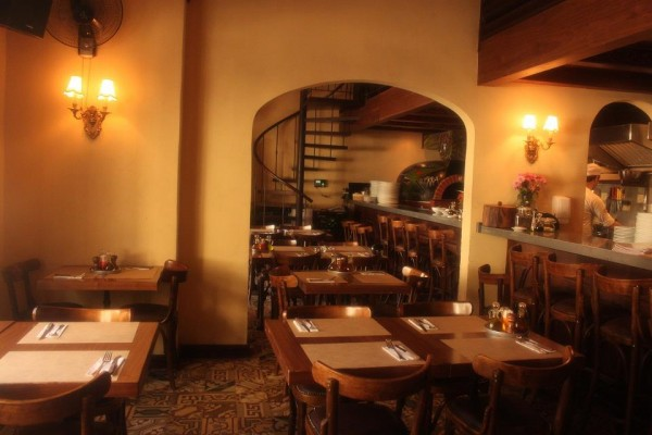 Aliacci Gemmayzeh: A Cozy Venue Serving Homemade Italian Soul Food
