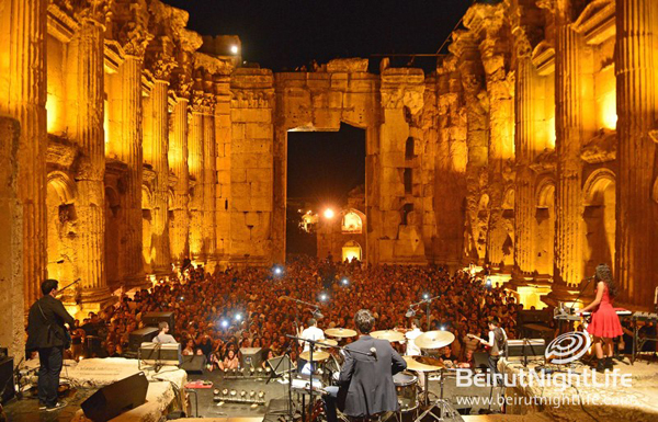 Lebanon's Homegrown Band Mashrou' Leila Rocks Baalbeck