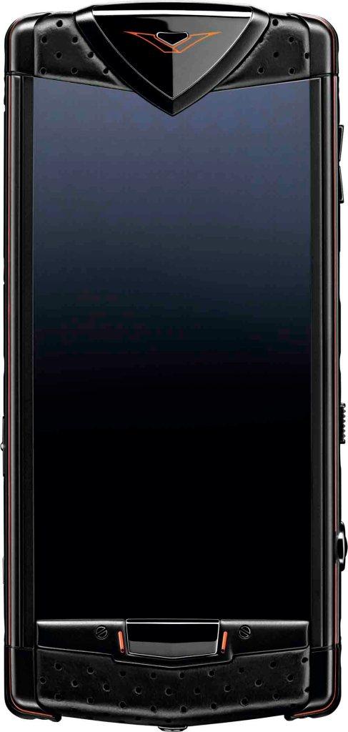 Vertu Presents Constellation Black Neon