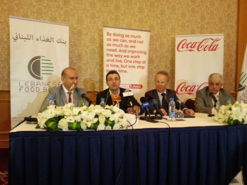 """Coca-Cola Middle East Extends 1 Million Meals Partnership with The Regional Food Bank to support """"The Village Free from Hunger"""" program in Lebanon & Jordan"""