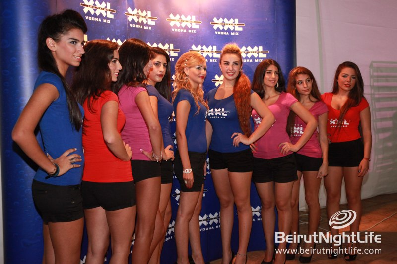 XXL Sponsored Event at Aquarium Hotel and Resort Jounieh