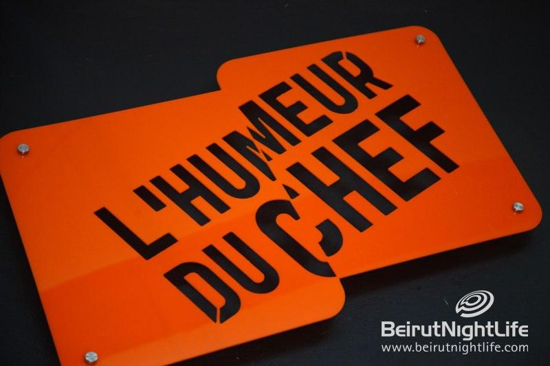 L'Humeur du Chef Celebrate its Anniversary