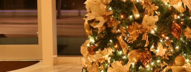 2012 Christmas Decorating Trends