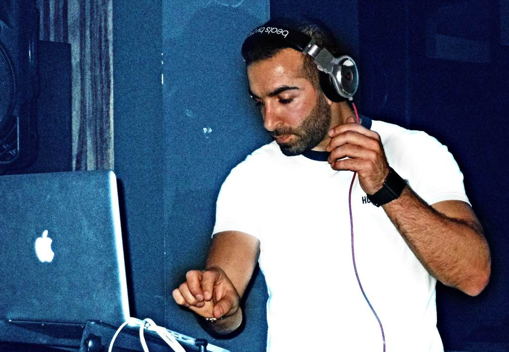 DJs of Lebanon: DJ MARK is Shaking it Down!