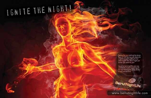 Ignite The Night: Lebanon's To Do List March 6 – 13th