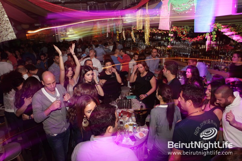 Caprice's Bazar Night Draws in the Crowds