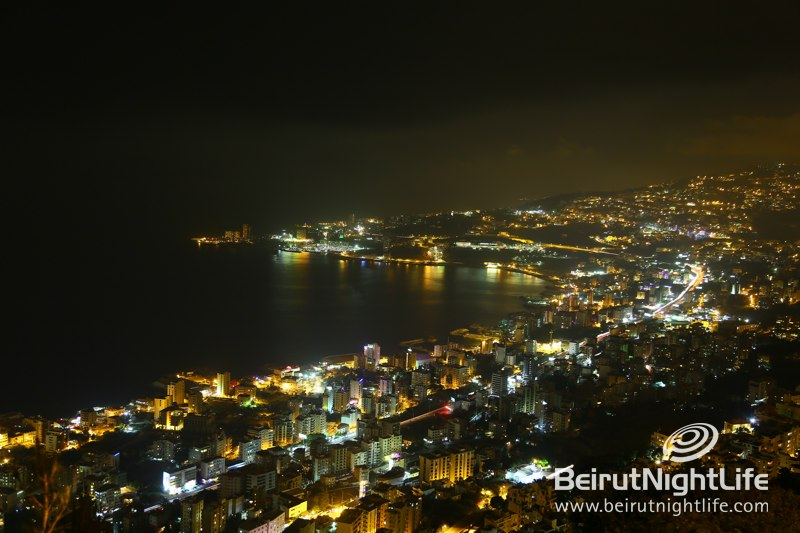 Jounieh Bay is a Sight To See, Day or Night