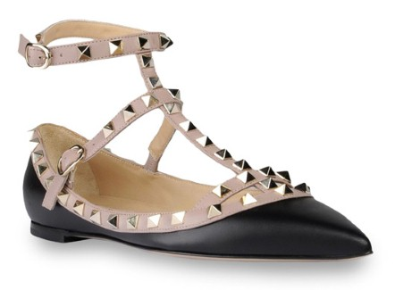 Flat shoes: your feet's fashionable new best friends
