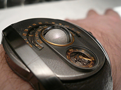 Exclusive interview with Master Watchmaker Konstantin Chaykin at BaselWorld 2013