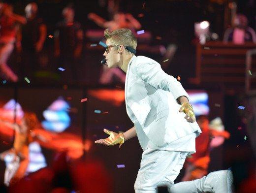 Justin Bieber Fined for Speeding in Dubai