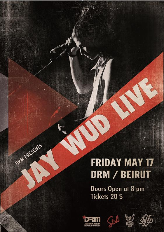Jay Wud Live at DRM