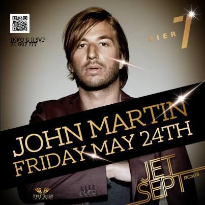 John Martin Live at Pier 7