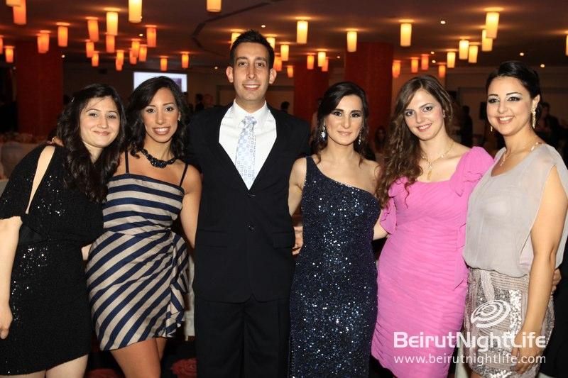 Balamand University Graduation Dinner at Monroe Hotel
