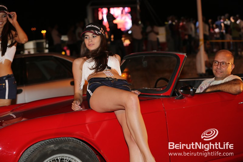 Were you at The Rally of Lebanon on Thursday?