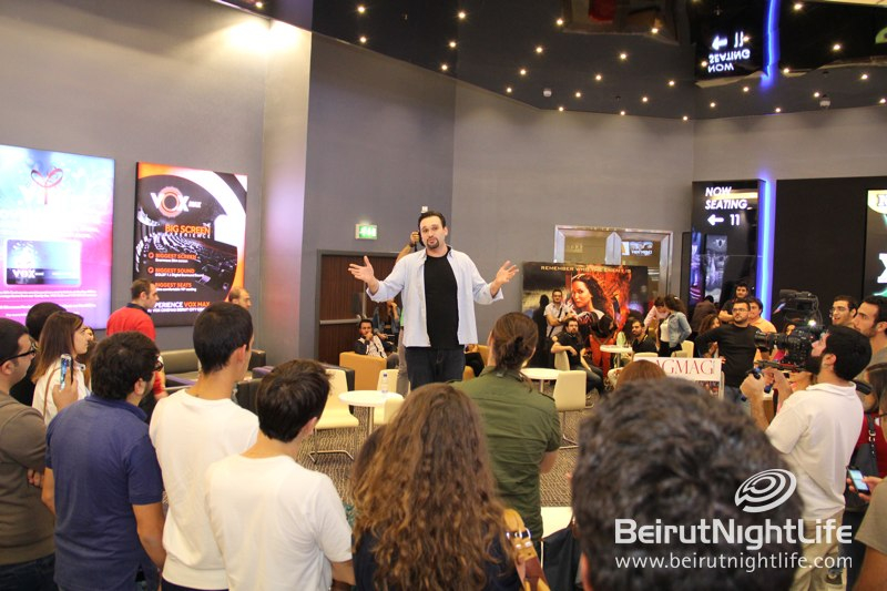 Epic Premier for Nemr Abou Nassar's Epic Movie
