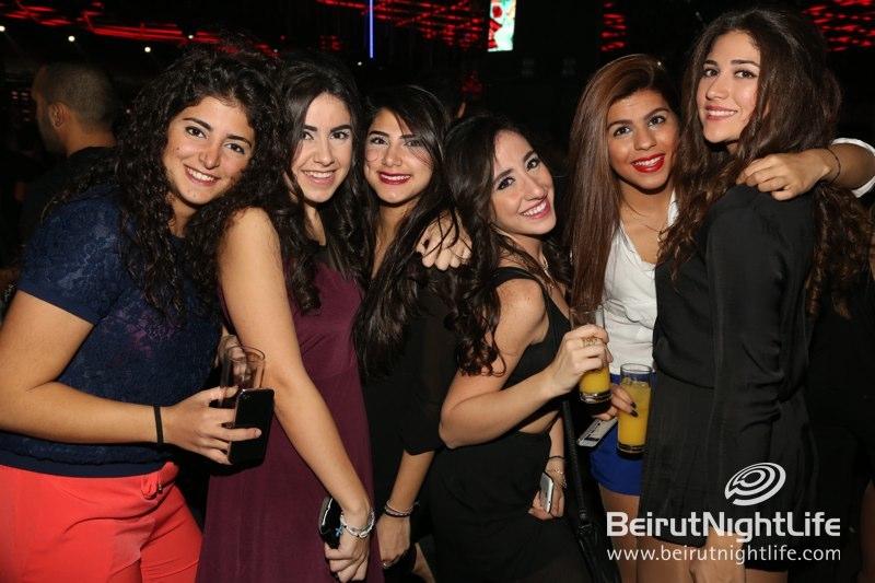 Dancing the Night Away at MAD Beirut