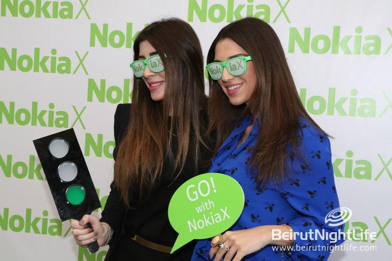 Now in Lebanon: Nokia X Family!