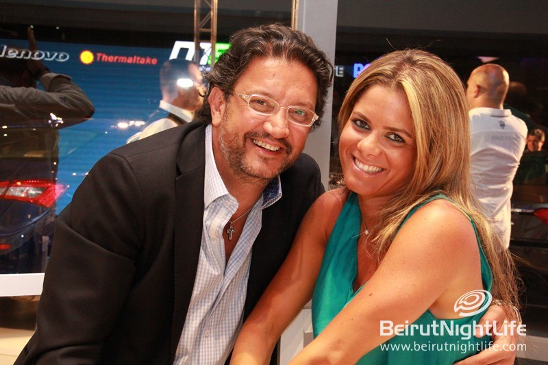 New Maserati showroom opens in Dora, Lebanon