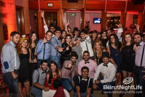 Bachelor Party at Cherry on the Rooftop, Le Gray Hotel May 26, 2016