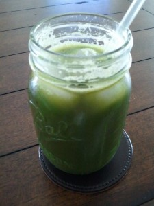 green energy juice