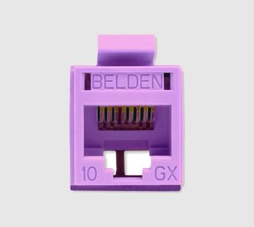 Copper RJ45 Connectors - Belden