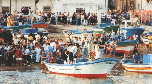 """Oggi la tradizionale processione della """"Madonnina di Selinunte"""""""