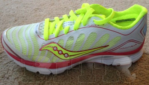 Sneak Peek at the Saucony ProGrid Kinvara 3