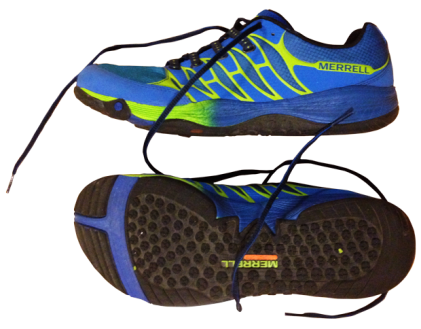 The Merrell All Out Fuse Running Shoe Review