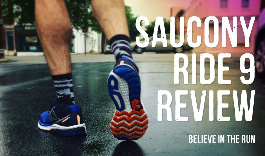 Saucony Ride 9 Review