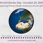World Stroke Day- United 4 Pediatric Stroke