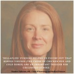 Bellaflies funds life-changing pediatric stroke research at UCSF