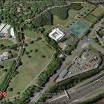 Bellahouston Park Short 1 mile Loop (map 2 of 2)