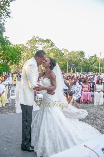 Adelaide & Desmond's Gorgeous Ghanaian Outdoor Wedding ...