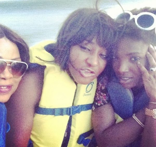 Ini Edo's 32nd Birthday Beach Party - April - BellaNaija.com 01