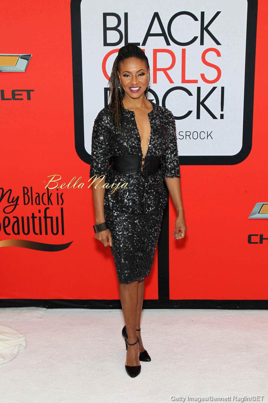 Black Girls Rock Michelle Obama Lola Ogunnaike Janelle