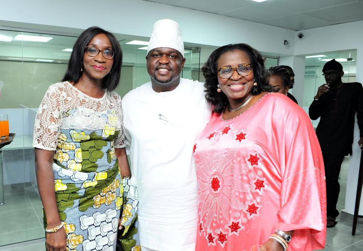 Afolake Oladitan,Kayode Adegbola & Funso Adegbola