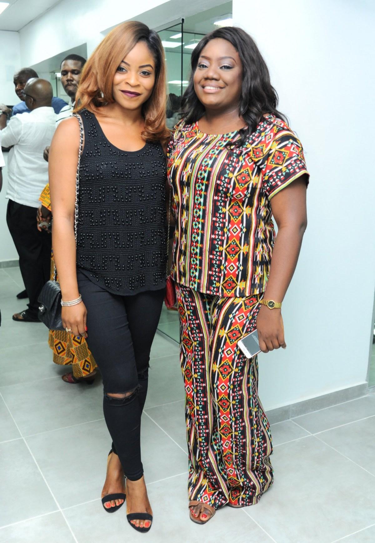 Adetoun Adele and Adewunmi Akanni-Aluko