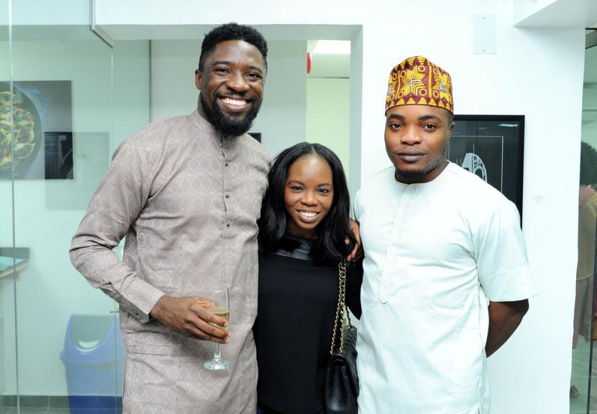 Olamide & Segi Adedeji and Lakunle Runsewe