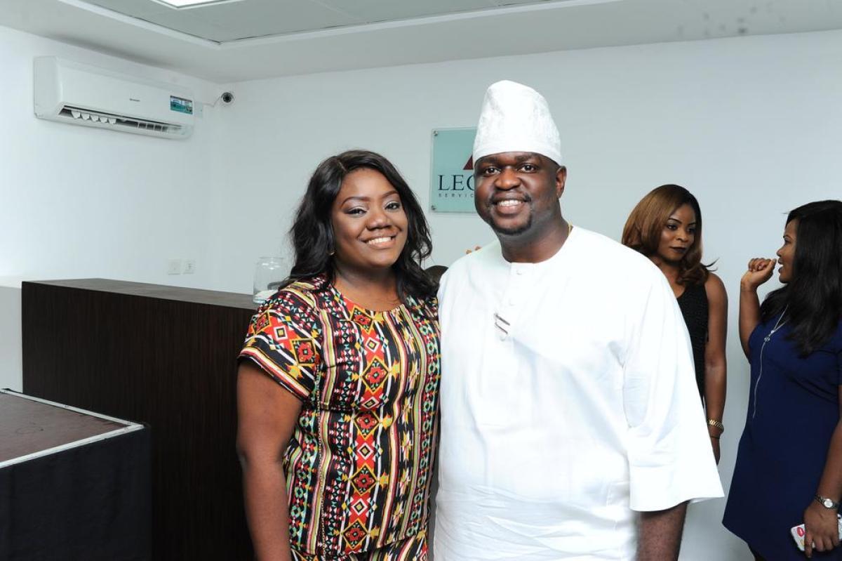 Kayode Adegbola and Adewunmi Akanni-Aluko