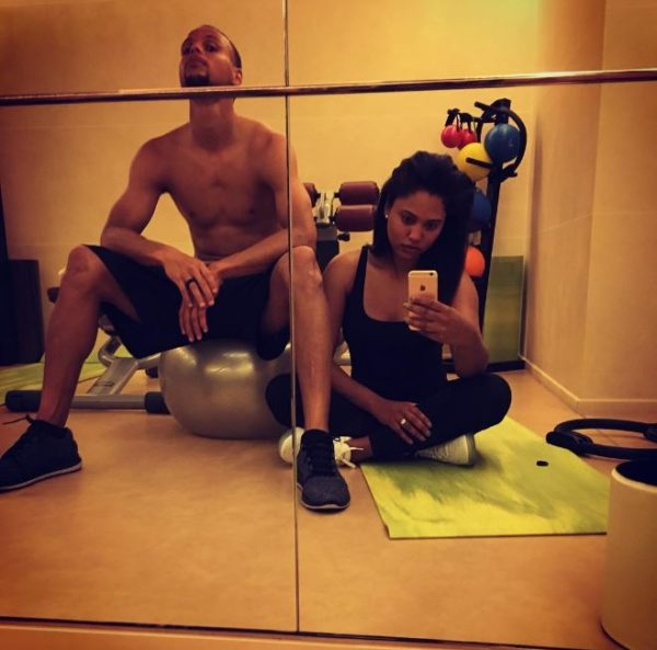 stephen curry and ayesha curry instagram 2016 profile of buyer