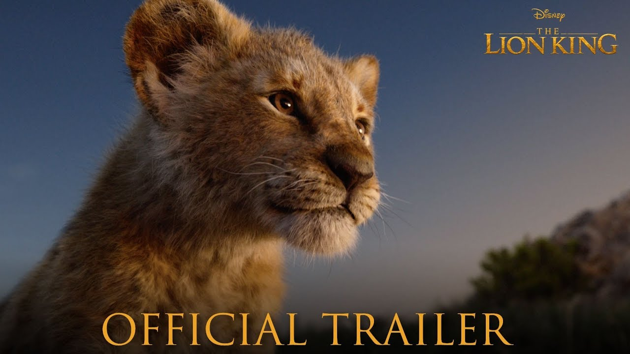 the lion king the movie 2019 trailer for fighting