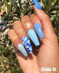 Fact: This Pretty Nail Design Is Perfect For Summer | BN Style