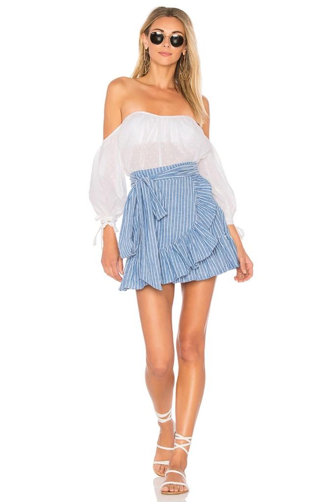 maida-ruffle-skirt-blue-white-stripe-v1