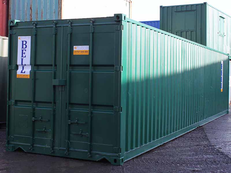storage containers london