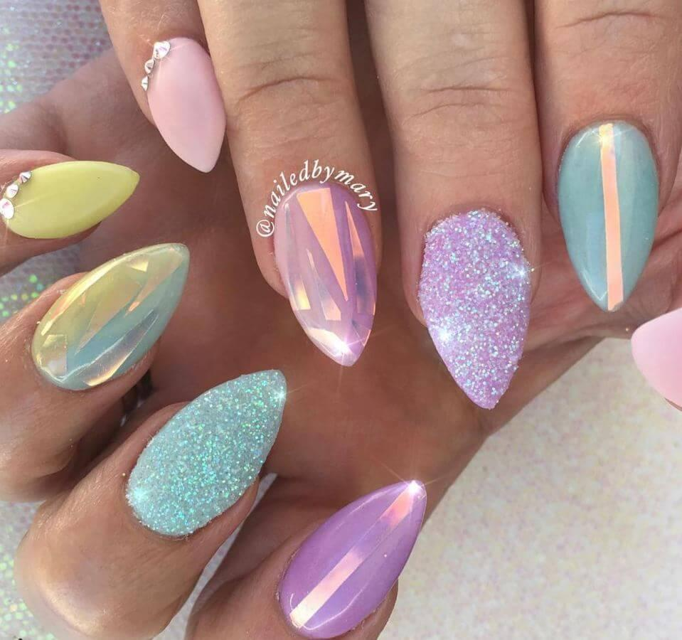 80 Easter Nails Inspiring Collection Of Easter Nail Art