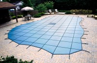 Winter Pool Maintenance - Bell Pool and Patio