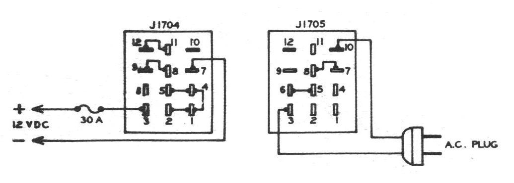 wiring a cb radio power