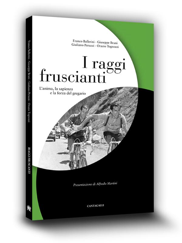 Cover book I raggi fruscianti | Edizioni Cantagalli | Siena