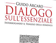Book cover |  Dialogo sull'essenziale | Guido Arcaro